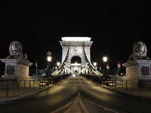 lanchid: Chain bridge, Budapest