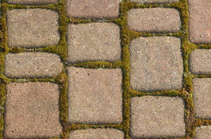 square pavement
