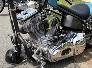 V-TWIN AND CHROME