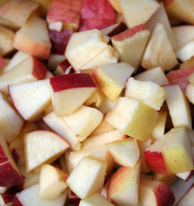 APPLE SALAD FIXIN'S