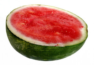 water melon red