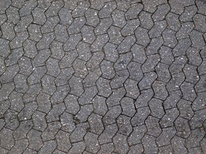 Texture - Busstop: The surface of a bus stop
