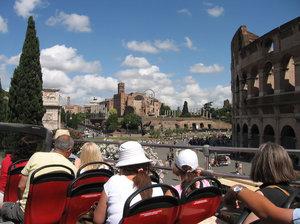 touristic tour