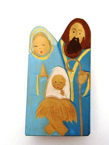 holy family: no description