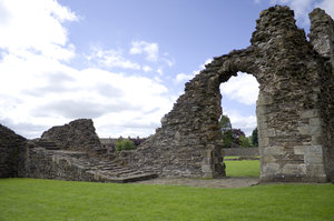 Sawley Abbey