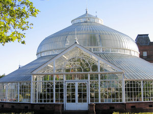 Kibble Palace glasshouse