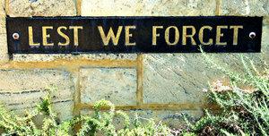 memorial reminder