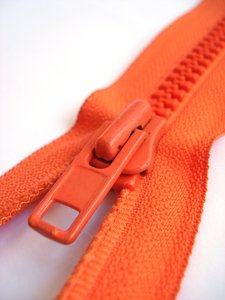 Orange Zipper 4