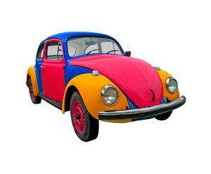 Psychedelic Volkswagen 2