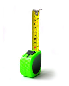 Metal Retractable Measuring Ta