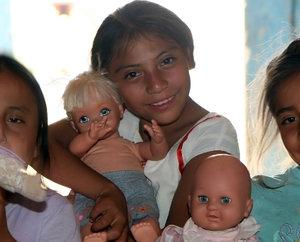 mexican children