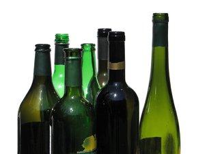 open bottles