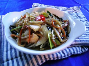 Chinese Vegetables 2