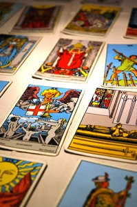 Tarot Reading 1