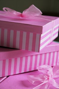 Pink boxes 1
