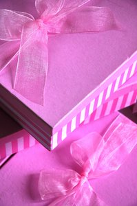 Pink boxes 3
