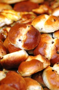 Bread rolls: Bread rolls or petits pains in french