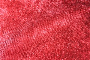 Red fabric texture: Texture from red fabric