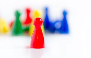 Leader pawn