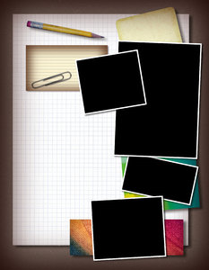 Scrapbook Template | Free stock photos - Rgbstock -Free stock images ...