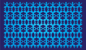 pattern people gradients