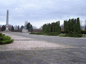 Soviet Military Cemetery