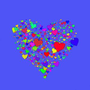 Lots of Hearts 17