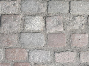 Cobble Stone Pavement 1