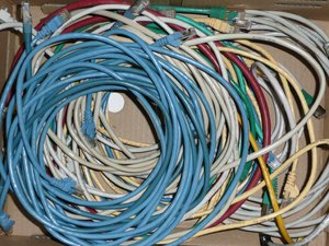 Data Cable: Communication cables with their industrial kategories.