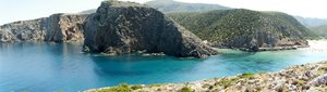 caladomestica: caladomestica is a creek along the west coast of sardinia