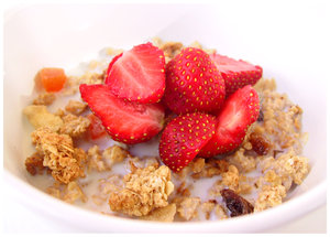 muesli: Have a good day!