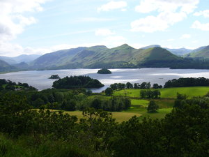 Derwentwater, Lake District 1