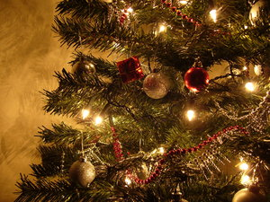 Graham's Christmas Tree 1: This year's Christmas tree, taking on board feedback about the photo of last year's tree and making sure I used a tripod and all the proper settings :) Enjoy!