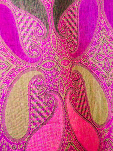 purple shawl texture