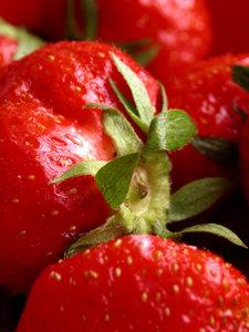 Strawberry-closeup