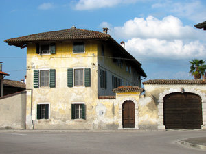 italian house