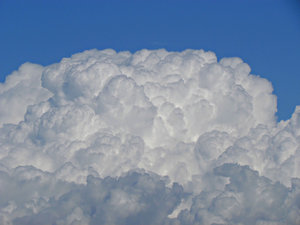 cauliflower clouds