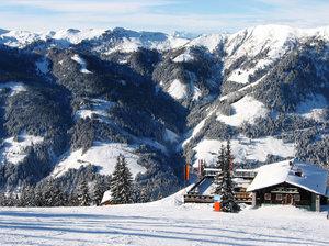 ski resort Kleinarl