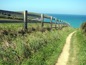 The Path to Crantock