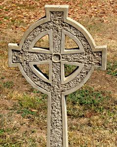 concrete cross