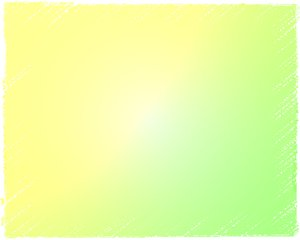 Grunge Edge Banner 1: A colourful gradient banner in pastel shades of yellow and green with a grungy edge. Great backdrop, texture or fill.