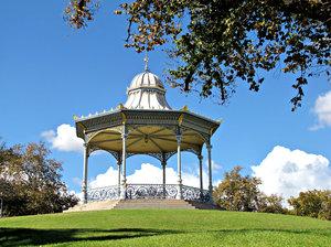 historic park rotunda