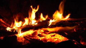 Burn baby burn!