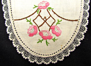 embroidery - unfinished
