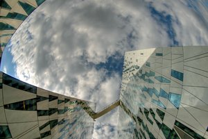 Modern Skyscapers - HDR