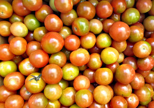 tomatoes - small round