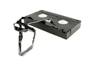 Broken VideoTape