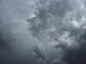 clouds - dark & grey