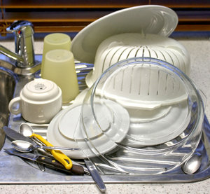 The Dishes are Done