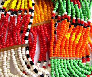 African beads1